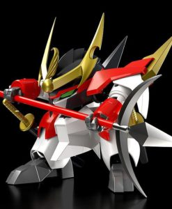 Mashin Hero Wataru Plastic Model Kit 1/20 PLAMAX MS-10 Senoumaru 8 cm