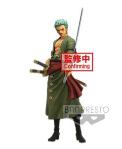 One Piece Grandista Nero PVC Statue Roronoa Zoro 28 cm