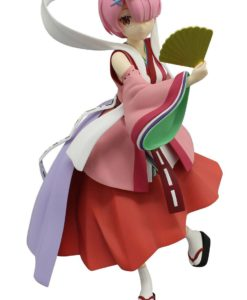 Re:ZERO SSS PVC Statue Fairy Tale Ram Princess Kaguya 21 cm