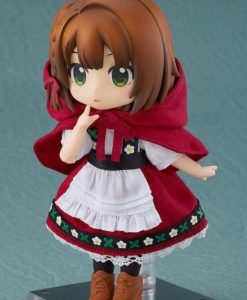 Original Character Nendoroid Doll Action Figure Little Red Riding Hood: Rose 14 cm