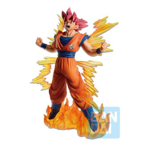 Dragon Ball Super Ichibansho PVC Statue Super Saiyan God Goku 20 cm