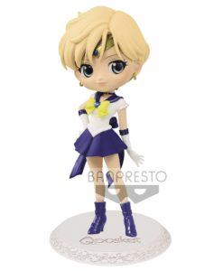 Sailor Moon Eternal The Movie Q Posket Mini Figure Super Sailor Uranus Ver. A 14 cm