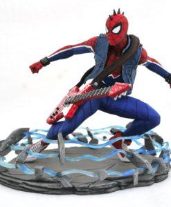 Spider-Man 2018 Marvel Video Game Gallery PVC Statue Spider-Punk 18 cm
