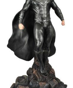 Man of Steel DC Movie Gallery PVC Statue Kryptonian Superman 30 cm