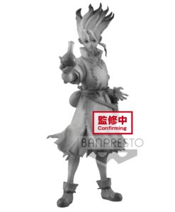 Dr. Stone PVC Statue Stone World Senku Ishigami 18 cm