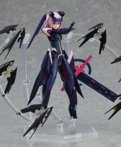 Alice Gear Aegis Figma Action Figure Yotsuyu Hirasaka Brave 14 cm