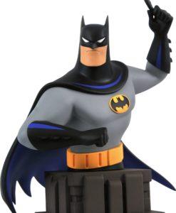 Batman The Animated Series Bust Batman with Batarang 18 cm