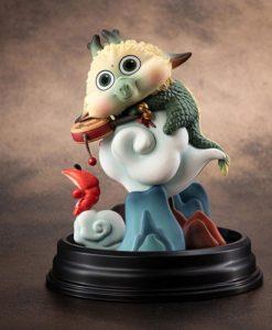Besom x Manas SUM PVC Statue Suzerain - Rattle 13 cm