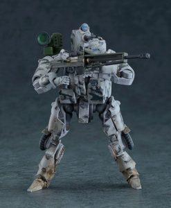 OBSOLETE Moderoid Plastic Model Kit 1/35 Military Armed EXOFRAME 9 cm