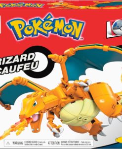 Pokémon Mega Construx Wonder Builders Construction Set Charizard 10 cm